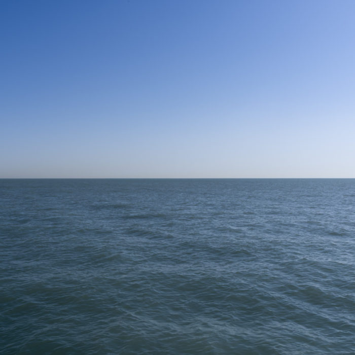 Fine Art Photography of Lake Michigan from Chicago by Contemporary Photographer Lincoln Schatz
