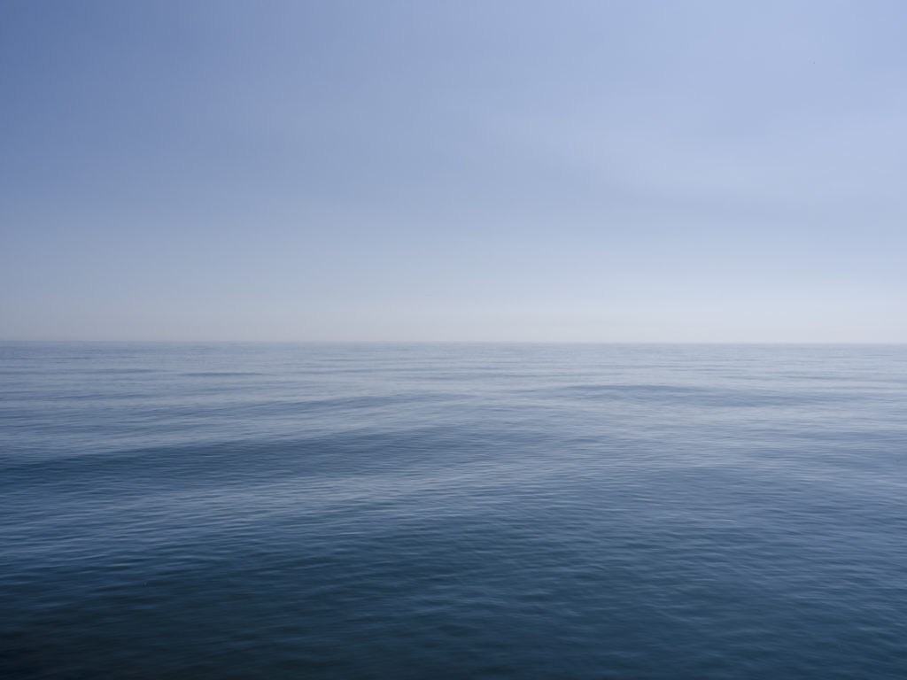 Fine Art Photography of Lake Michigan from Chicago by Fine Art Photographer Lincoln Schatz