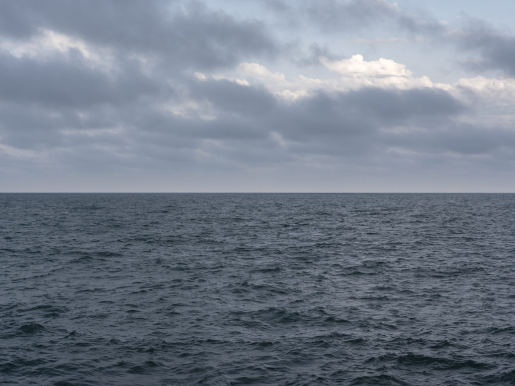 Fine art photograph of Lake Michigan by contemporary artist Lincoln Schatz - limited edition prints