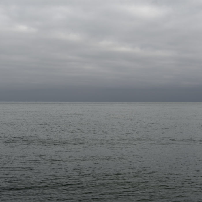 silver light Contemporary photography landscapes of Lake Michigan from Chicago by contemporary artist Lincoln Schatz