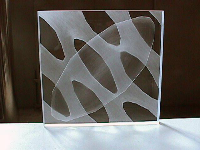 Plexiglas Drawings